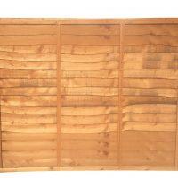 Waney Lap Panels